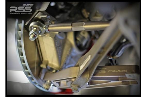 Biellettes suspension avants réglables RSS PORSCHE Cayman 986/987 et 996/997 TURBO, GT2, GT2RS, GT3 & GT3RS