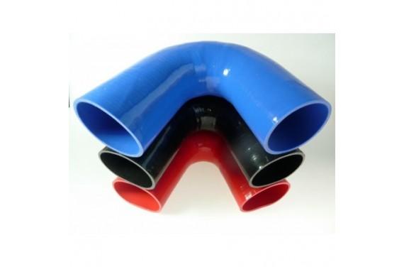 102mm - Coude 135deg silicone - REDOX