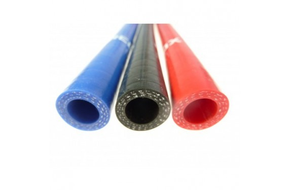 12mm - durite 1 metre silicone - REDOX