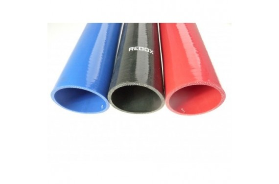 102mm - durite 1 metre silicone - REDOX