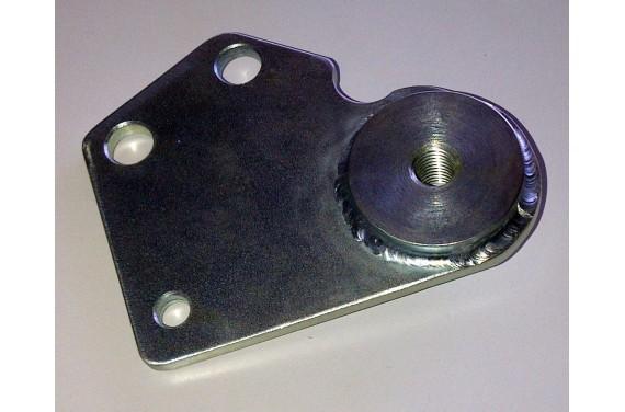 Plaque de support de boite BE3/6 SMAN pour 106 / Saxo