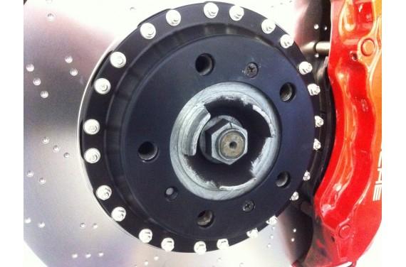 Bol aluminium pour piste de frein fixe ou flottant