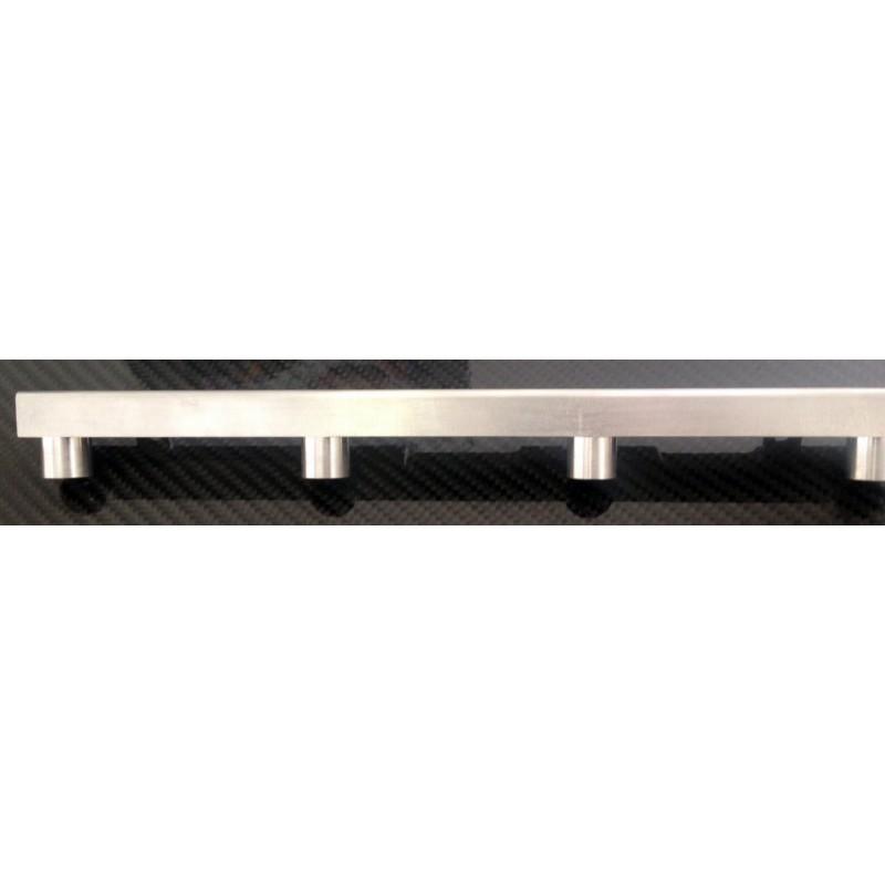 rampe d 39 injection aluminium pour clio 2 rs. Black Bedroom Furniture Sets. Home Design Ideas