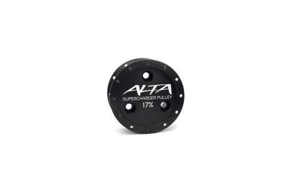 Poulie compresseur diamètre réduit 17% ALTA Performance MINI Cooper S (R53) 1.6 16V 2002-2006