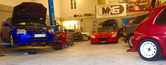 L 39 atelier mk6 for Taux horaire main d oeuvre garage