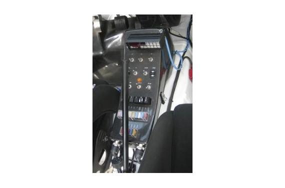 206 console centrale inf - fibre -