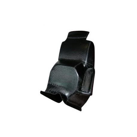 CLIO S1600 console central - carbone -