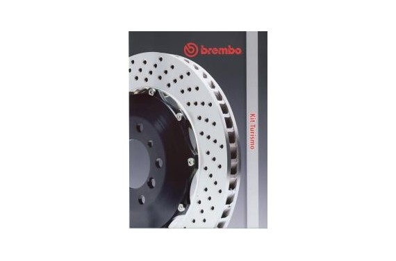 DISQUES BREMBO PERCES OU RAINURES (WRX STI 05 08)