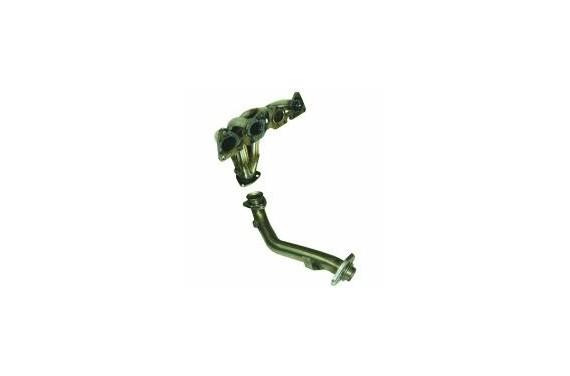 Collecteur Inox PEUGEOT 207 1 6 16V