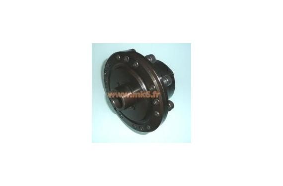 Autobloquant a disques, asymétrique à pentes variables -  Boite PK4 Megane 3 RS
