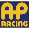 Kit 6 vis renforcées AP RACING mécanisme embrayage