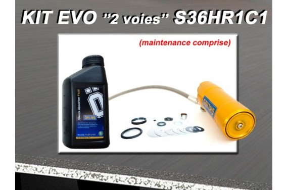 "Kit EVO ""2voies"" öhlins - Lotus Elise / Exige"