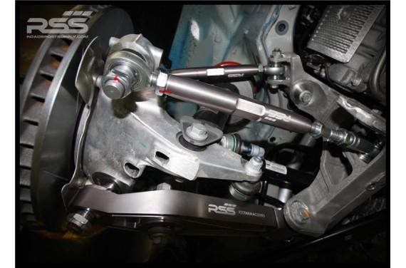 Biellettes suspension arrières réglables RSS PORSCHE Cayman 986/987 et 996/997 TURBO, GT2, GT2RS, GT3 & GT3RS
