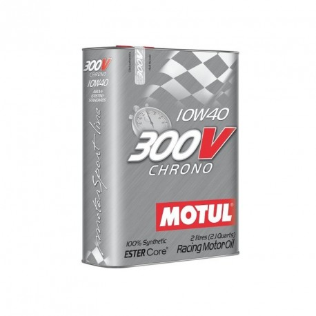 Huile moteur MOTUL 300V 10W40