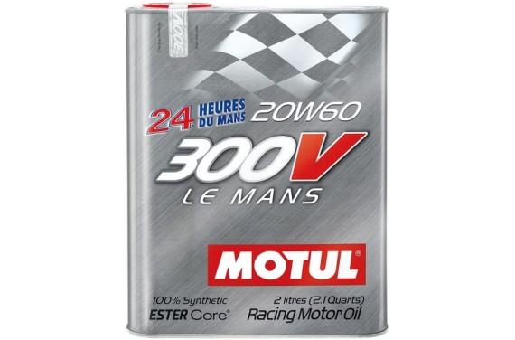 Huile moteur MOTUL 300V 20W60
