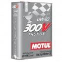 Huile moteur MOTUL 300V 0W40
