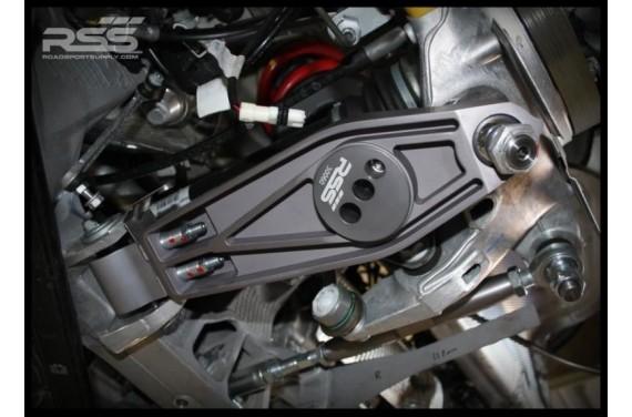 Bras suspension RSS réglables PORSCHE 997 GT2,GT2RS,GT3,GT3 RS,GT3RS 4.0 système mécanique (LA PAIRE)