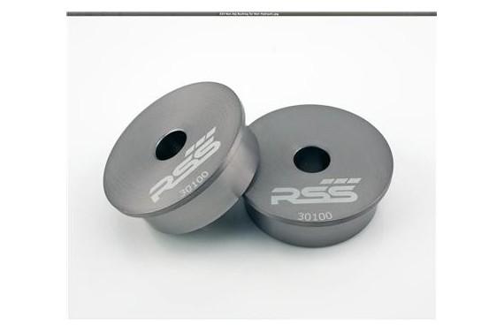 Kit RSS silent bloc dur bras arrière pour PORSCHE Boxster/Cayman 986/987 et 997