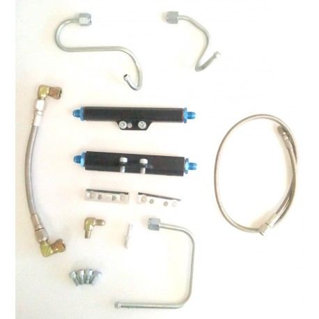 Kit rampe injection AN-6 pour SUBARU Impreza STI
