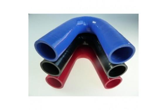 Coude 135° silicone REDOX diamètre intérieur 35mm Longueur 100x100mm
