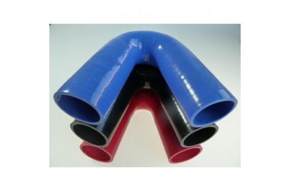 Coude 135° silicone REDOX diamètre intérieur 45mm Longueur 100x100mm