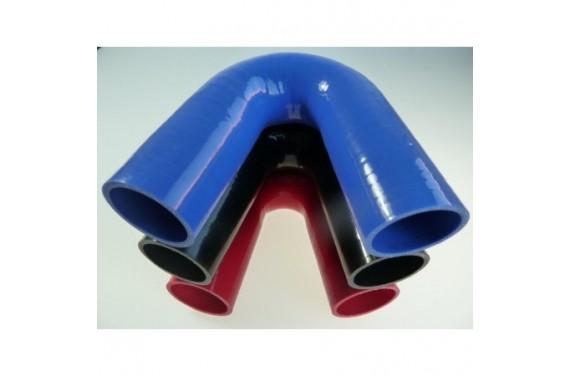 Coude 135° silicone REDOX diamètre intérieur 48mm Longueur 100x100mm