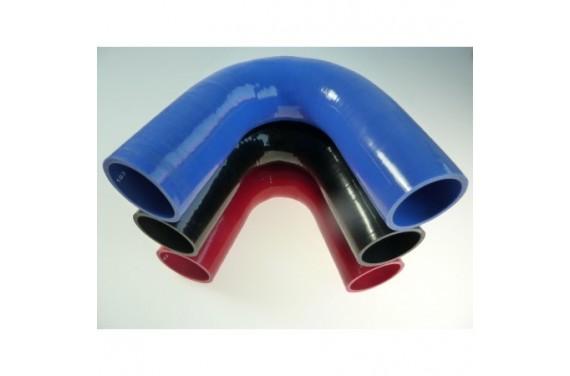 Coude 135° silicone REDOX diamètre intérieur 54mm Longueur 100x100mm