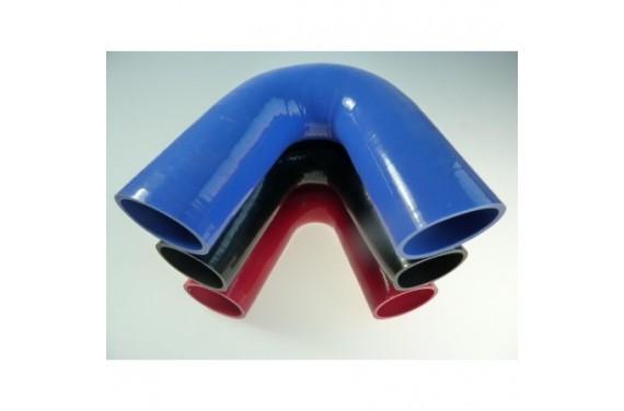 Coude 135° silicone REDOX diamètre intérieur 57mm Longueur 100x100mm