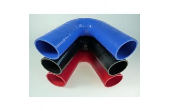 Coude 135° silicone REDOX diamètre intérieur 63mm Longueur 125x125mm