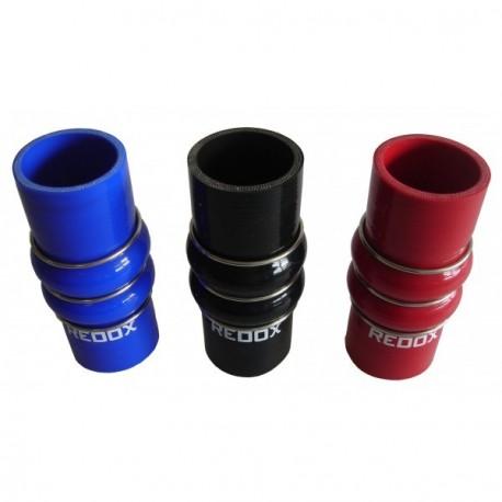 Double hump silicone REDOX diamètre intérieur 60mm Longueur 150mm