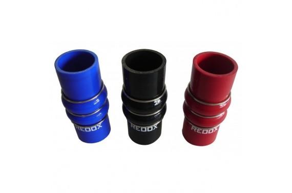 Double hump silicone REDOX diamètre intérieur 70mm Longueur 150mm