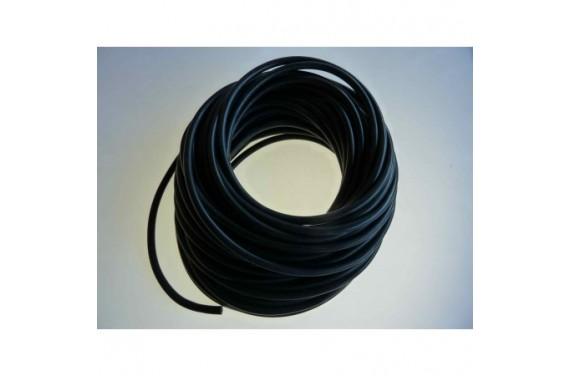 Durite de dépression silicone REDOX diamètre 4mm Longueur au mètre