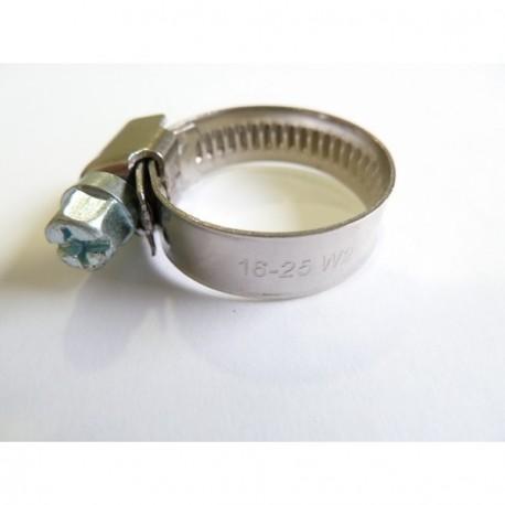 8-16mm - Colliers de serrage inox