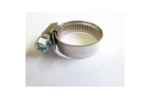 16-25mm - Colliers de serrage inox