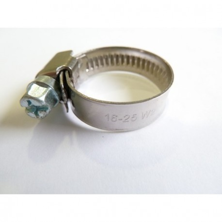 32-50mm - Colliers de serrage inox