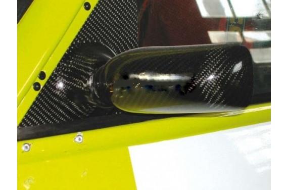 Retroviseur ext reglables F2000 Carbone