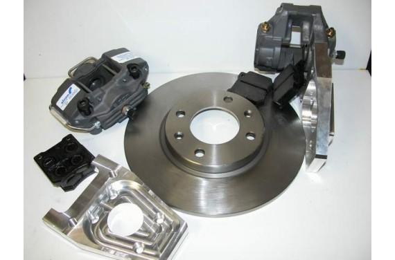 Kit frein arrière Alcon 266mm pour 205/309