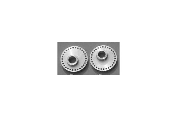 Coupelles supérieures universelle réglable pour amortisseur, 130mm