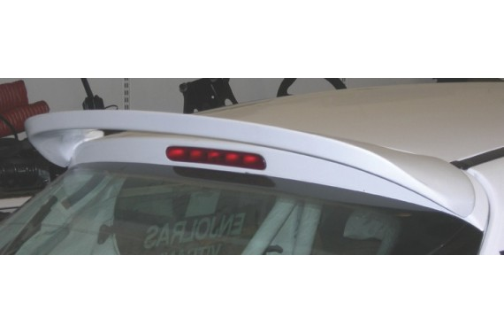 Aileron AC SPORT polyester PEUGEOT 206 SUPER 1600