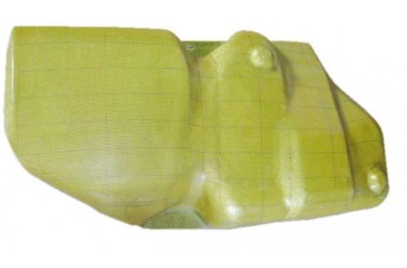 Protège réservoir kevlar AC SPORT PEUGEOT 206 S16 SUPER 1600
