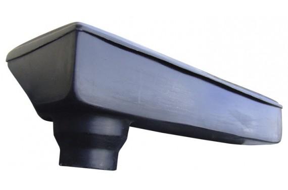 Boîte à air polyester AC SPORT pour montage 4 papillons PEUGEOT 206 F2000