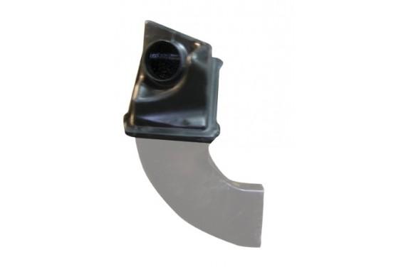 Couvercle polyester de boîte à air AC SPORT PEUGEOT 206 RC