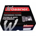 Pistons Forgés WOSSNER MITSUBISHI Lancer EVO 10 RS RV: 8.5:1 Moteur 4B11 MIVEC