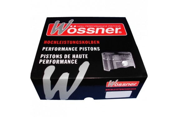 Pistons Forgés WOSSNER MITSUBISHI Lancer EVO 8-9 Turbo RV: 8:1 Moteur 4G63