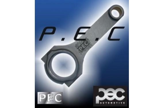 Bielles forgees PEC Peugeot 306 S16 167cv  moteur XU10J4RS