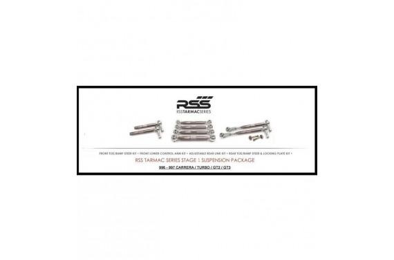 Kit train rotulé Stage 1 RSS pour Porsche 996/ 997 carréra/ S / 2S/ 4S/ GT3