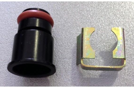 Entretoise / rallonge pour injecteur D14mm + 15mm