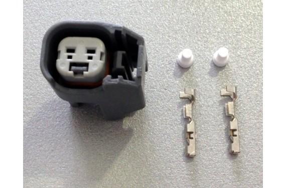 Connecteur 2 voies EV6/ EV14 pour injecteur