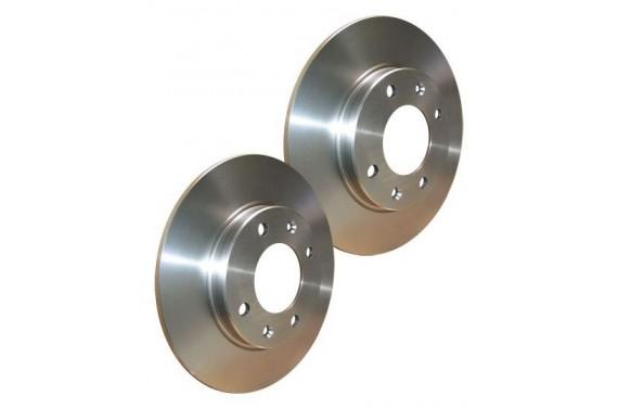 Disques de frein avant Gr.N PSA 206 S16 266x22mm