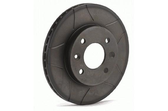 Disques de frein avant rainurés Brembo Max PSA 206 S16 266x22mm